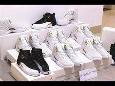 Christmas Offer Air Jordan 12 OVO + Wings▕buy 5 pairs to get free yeezy . 72ac731db