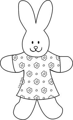 Easter Crafts coloring pages | #12