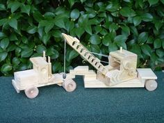 Hand Made Natural Wood Toys by The Hillbilly Shop Llc | CustomMade.com