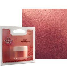 Rainbow Dust Glanzpulver Perlmutt Pink 3 g |MEINCUPCAKE Shop
