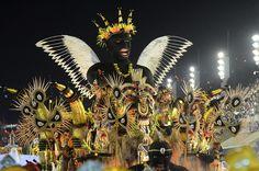 #InocentesdeBelfordRoxo - Photo: #AlexandreMacieira | #VisitRio #RiodeJaneiro #Brasil #RioCarnival #Carnaval #Sambodromo #Rio #Samba #RJ