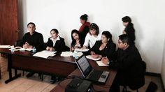 Personal del Instituto de la Mujer Moreliana trabaja en la elaboración de un programa de actividades que incluyan conferencias, charlas y talleres de equidad de género, con el objetivo de ...