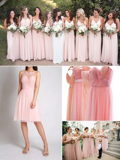 Image result for bridesmaid colours