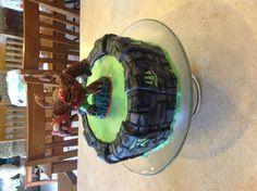 Johnathan's Skylanders Birthday Cake! :)