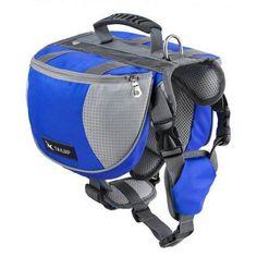 Pet Dog Saddle Bag Pack; Medium Large Big Dogs Bag for Outdoor Hiking Camping Training; Pet Carrier Product;