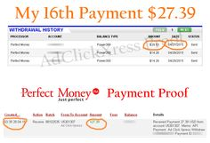 Adclickxpress (ACX) is Paying My 16 th Payment during 2015 $ 27.39  (Paid with in 24 hours) Earn here : http://www.adclickxpress.com/?r=xSpueJXBJ6&p=mx