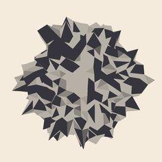 Geometric Patterns Animated GIF Erik Söderberg est un artiste graphiste suédois qui se définit comme un cross-media artiste qui aime travailler avec le son, les images et le design. Voici donc la deuxième partie de sa série de design geometrique intitulée « Fractal Experience », avec cette fois, des GIFs animés. A découvrir.