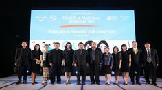 """A Medical tourism event dubbed as """"The Amazing Thailand Health and Wellness Tourism Showcase 2017"""", under the concept """"Thailand: a Paradise for Longevity"""", was launched last Aug 22. It unveiled the latest """"Functional & Regenerative Medicine"""" innovation in Thailand, the first and only country in Asia that has specialized Functional & Regenerative Medicine hospitals.  #medicaltourism #healthandwellness"""
