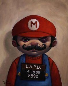 Bob Dob - Super Mario