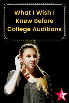 28 Best Musical Theatre Auditions images | Audition songs, Musical