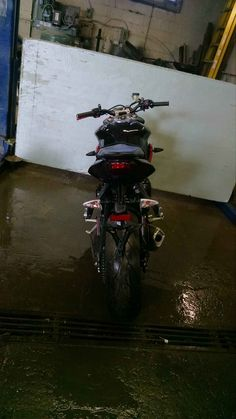 Used 2013 Triumph 675 Street Triple Motorcycles For Sale in Pennsylvania,PA. Light damage,  just a few small scuffs here and there, which you have to look hard to find, one by the foot peg on the frame, which is all it took to total it .This is what Allows us to sell this lightweight weapon so cheaply . We changed the levers, touched up the wheel and we willadd mirror and its ready for re-inspection. Only 900 miles on this sweet growling triple. Very cool and different. A great deal…