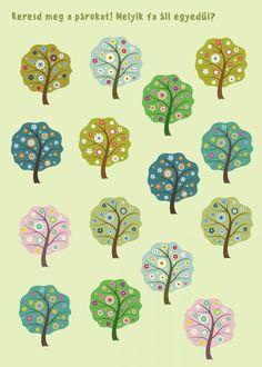 Madarak és fák napja - egy logopédus szemével – Modern Iskola Green Day, Earth Day, Kindergarten, Preschool, Birds, Modern, Trees, Animals, Trendy Tree