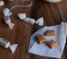 Πώς θα φτιάξεις εύκολα νόστιμες καραμέλες βουτύρου!