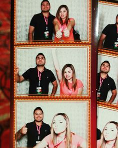 Photo strip #mnmphotobooths #fun
