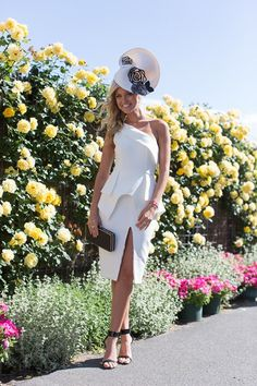 Best dressed from Derby Day 2014 in Melbourne :: Elle Magazine Mobile