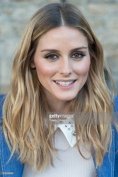 Fotografia de notícias : Olivia Palermo attends the Paul & Joe show as...