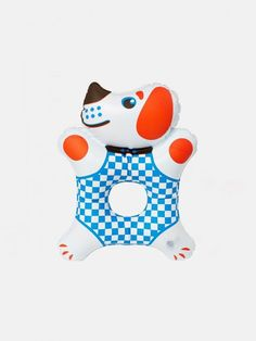 Doggie Inflatable Grab Toy by Libuše Niklová