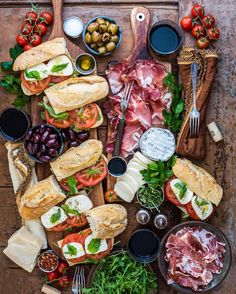 Sandwich Fridays. Happy Weekend all - have a delicious one.