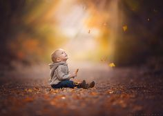 Catching Leaves by Lisa Holloway on 500px