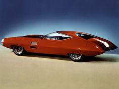 1964 GM-X Stiletto Concept Car