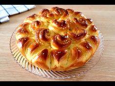 Cómo hacer Pan Italiano - Receta de Focaccia  (Hogaza de pan) - YouTube