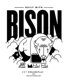 BISON by Ryan Clark
