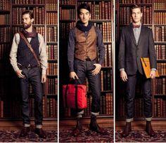 Ernest Alexander -Brave New WorldMenswear