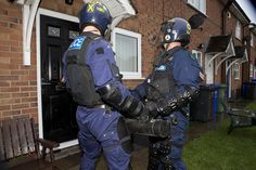 Thirteen suspected members of a prolific south Manchester organised crime group have been arrested by Greater Manchester Police, today, 26 March, 2015. Following a four-month investigation into the activities of a suspected OCG operating in the south Manchester area, police have today executed a series of warrants across Manchester. www.gmp.police.uk