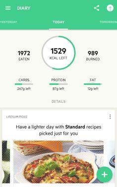 Lifesum | Google Play link