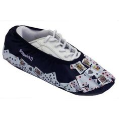 Brunswick Blitz Shoe Covers Casino ( Medium ) by Brunswick. $12.99. Brunswick Blitz Shoe CoversBlitz protects bowling shoes from the offensive elements, inside and outside of the bowling center and do it with an attitudeBlitz shoe covers protect the soles of bowling shoes from moisture, gum, food, etcEasy to slip on over shoes and stores easily inside a bowling bag Men's Traditional Width Small:--- Med:to size 7 Large:7.5 - 9.5 X-Large:10 - 12 XX-Large:12+ Women's Tra...