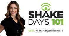 Research Nutritionist Katie Coles teaches you how to customize your #Isagenix Shake Days to fit your unique lifestyle.