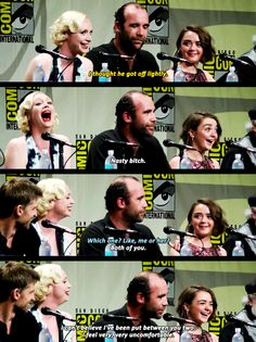 Game of Thrones Interviews