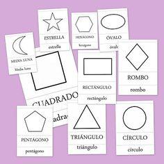 Figuras y formas geométricas