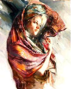 ivan alifan painting   Ivan Alifan