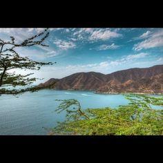 La Bahía más linda de América: #Taganga #Colombia #igerscolombia