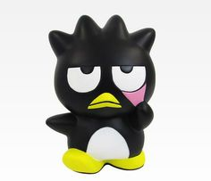 """I cannot stand the adorableness. Badtz-Maru 7"""" Coin Bank: Attitude"""