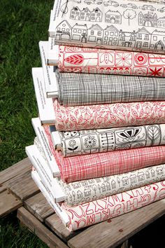 Summersville from Lucie Summers for Moda Fat Quarter by FreshStash, $25.00