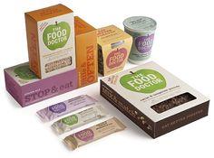 Pearlfisher: packaging para alimentos
