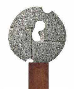 Variation on a Millstone Isamu Noguchi (1904-1988)