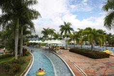Parque acuático Playa Juncal , Comfamiliar Huila, Neiva, Huila, Colombia