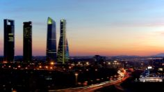Madrid Skyline (Off To Travel)
