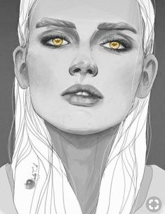 Manon Blackbeak ~ Queen of Witches ~ Throne of Glass trilogy ~~~~~~~~~~~~~~~~~~~~~~~~~ Okay first her name should be Manon Blackheart way more bad ass!!!