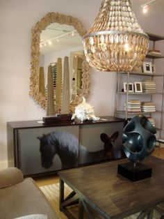 Jenny Chandelier Oly Studio Electrified Natural Abalone Has An Antique Silver Finish Making This