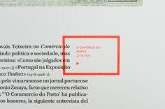 """Interactive printing Book """"O Vimaranense Errante"""" on Behance"""