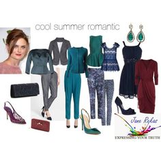 """cool summer romantic"" by expressingyourtruth on Polyvore"