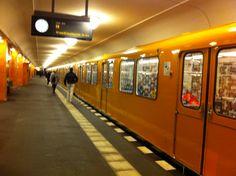 Metropolitana di Berlino, U8 stazione di Rosenthalerplatz