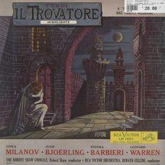 Giuseppe Verdi - Verdi IL TROVATORE (Highlights)