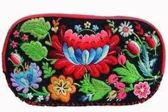 Påsöm, Swedish embroidery from Dala-Floda