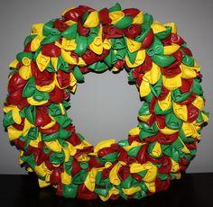 Diy waaier van papier maken folding paper http www for Ballonnen decoratie zelf maken