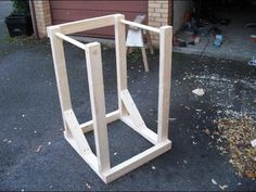 Thread: I'm addicted to building wooden equipment!